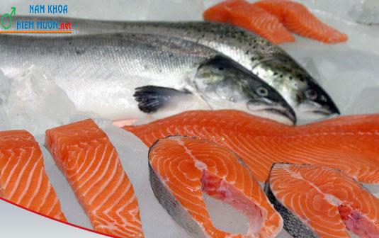 Tinh trùng yếu ở nam giới nên ăn gì cho khỏe