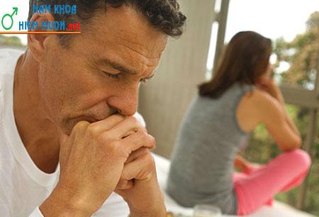 Bệnh mãn dục nam ở nam là gì